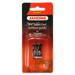 Janome Quarter Inch Foot (without a guide)