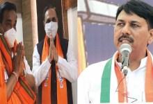 ગુજરાત ભાજપ, મુખ્યમંત્રી રૂપાણી, પેટા ચૂંટણી, અમિત ચાવડા, પાટીલ, ભાજપ
