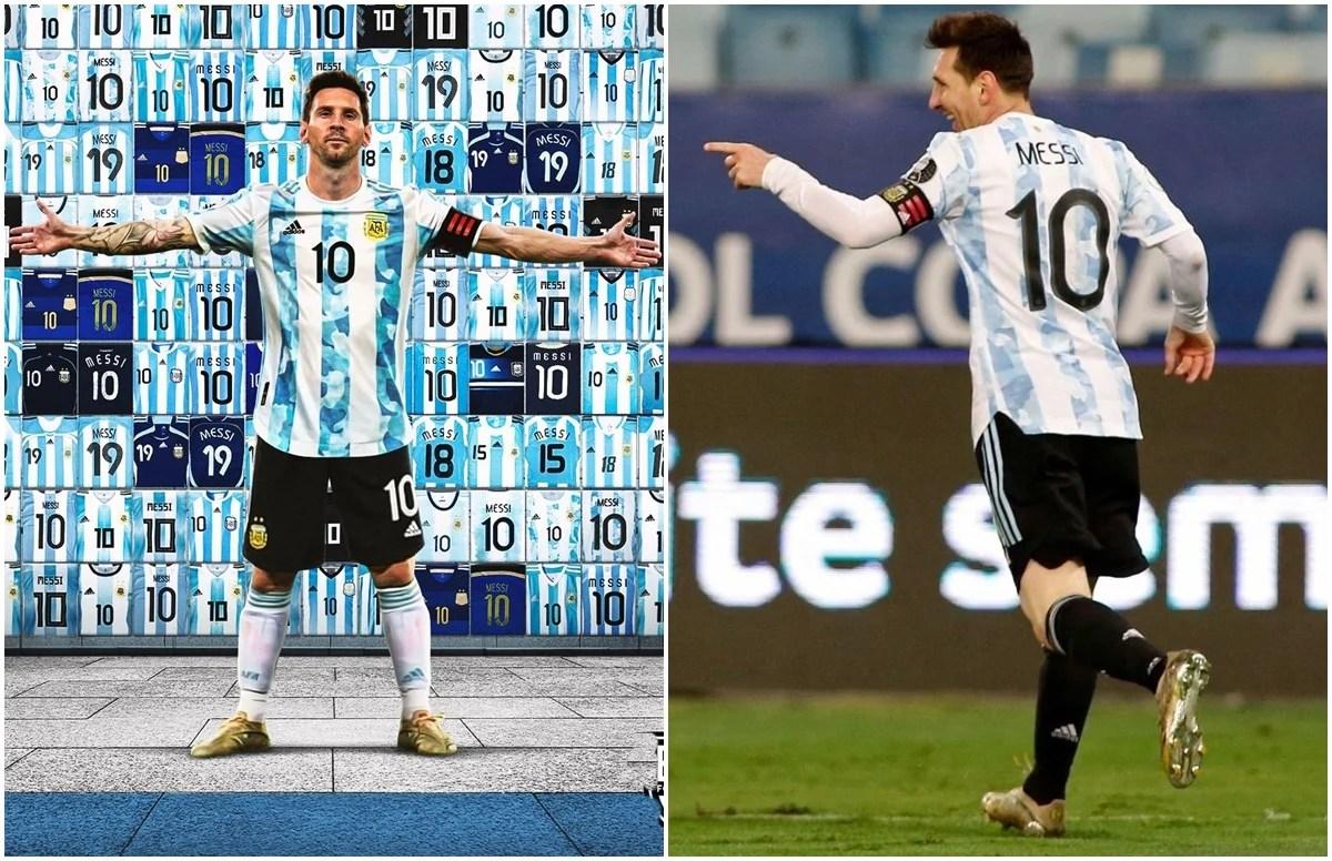 COPA AMERICA: Pele's magic of Lionel Messi in Brazil, creates history;  Argentina will take on Ecuador in the quarter-finals