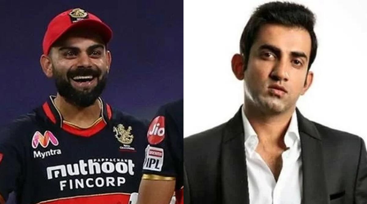 RCB reached playoffs on Harshal Patel-Yuzvendra Chahal strength former KKR captain Gautam Gambhir says Virat Kohli AB de Villiers Glenn Maxwell dominate bowlers