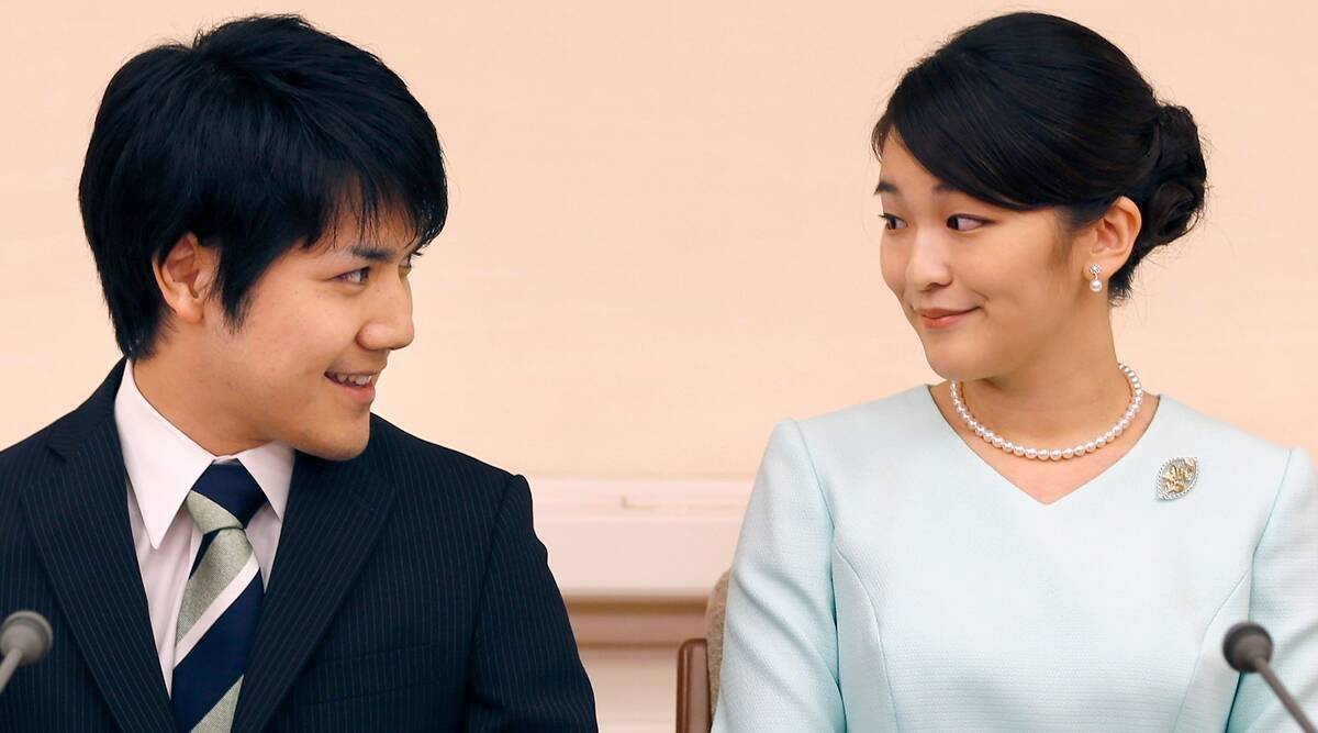 Japan's princess going to marry common man, turned down .35 million because of love