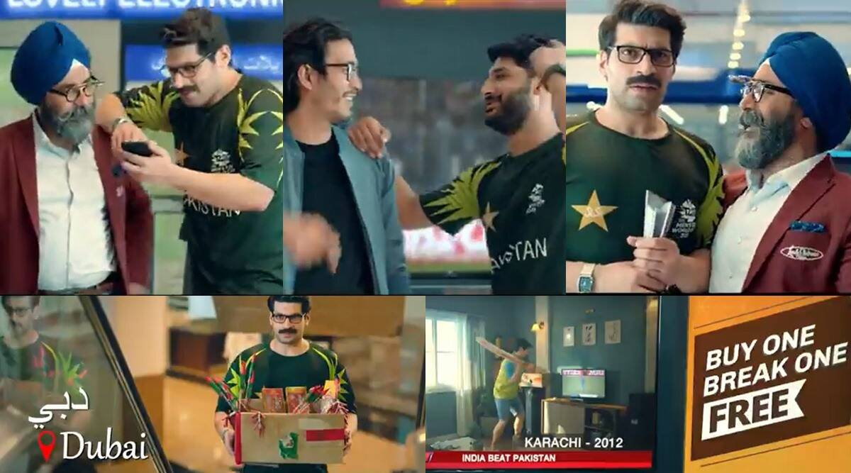 vs-pak-t20-world-cup-mauka-mauka-ad-new-version-buy-one-break-one-free-tv-breaking-star-sports-pakistan-cricket-team – IND vs PAK: 'Chance 'Chance', TV will be broken again in Pakistan!  Watch the new ad video before T20 World Cup
