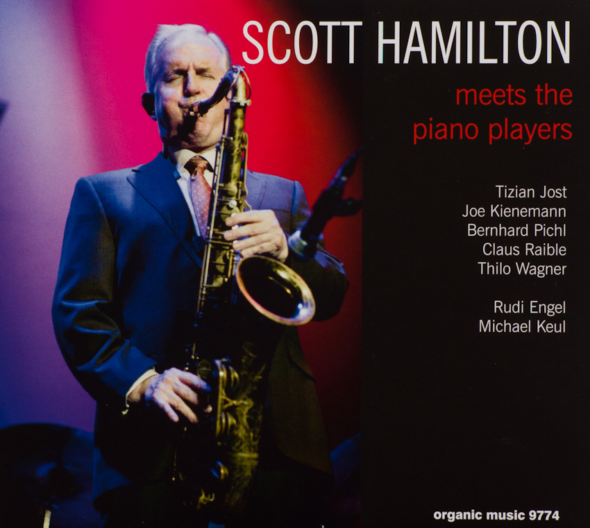 Scott Hamilton Meets the Piano Players