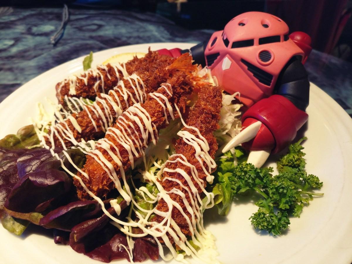 Dining Bar Solomon - Gundam Themed Bar in Fukuoka