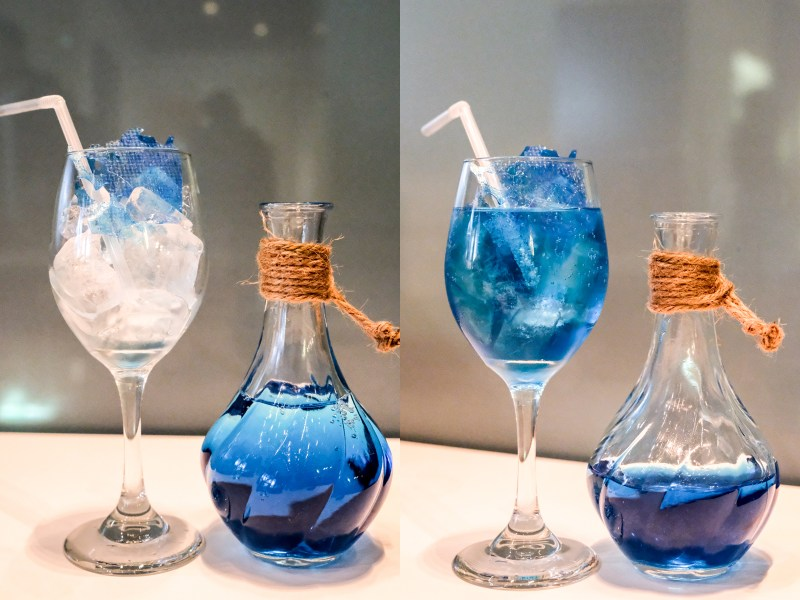 Final Fantasy 30th Anniversary Food - Sun Cafe - Potion Drink