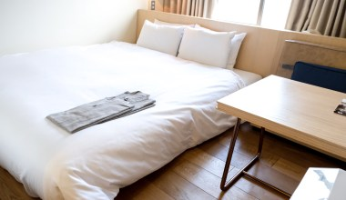 Guest Room at Hotel Anteroom Kyoto Review