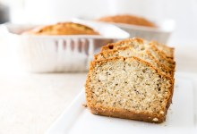 Banana Bread Recipe Two Ways