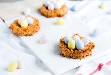Coconut Macaroon Nests Recipe