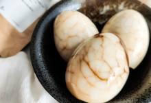 Tea Eggs or Marble Eggs Recipe 茶葉蛋