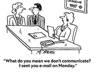 The Widest Gap - The Communication Gap