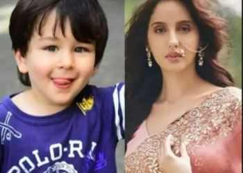 nora fatehi wishes to marry taimur