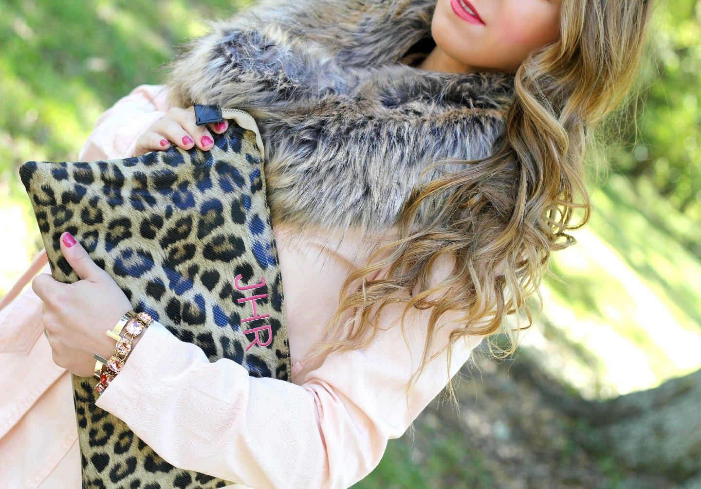 Blush and Fur