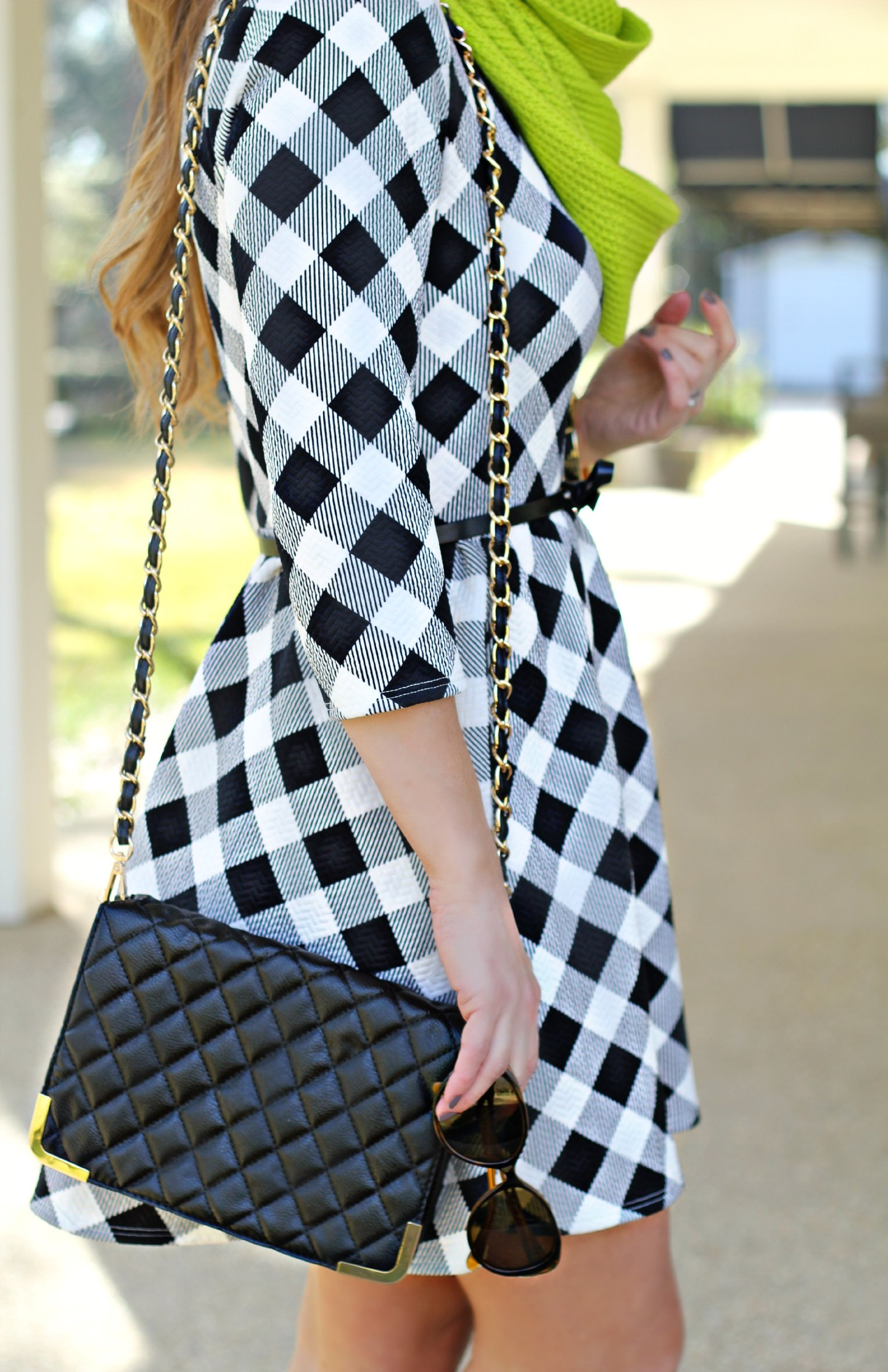 Gingham style2