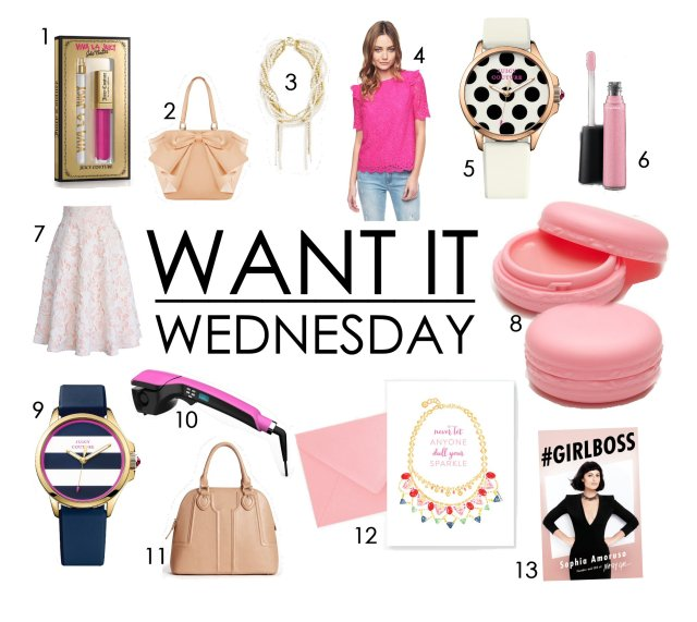 want it wed blog