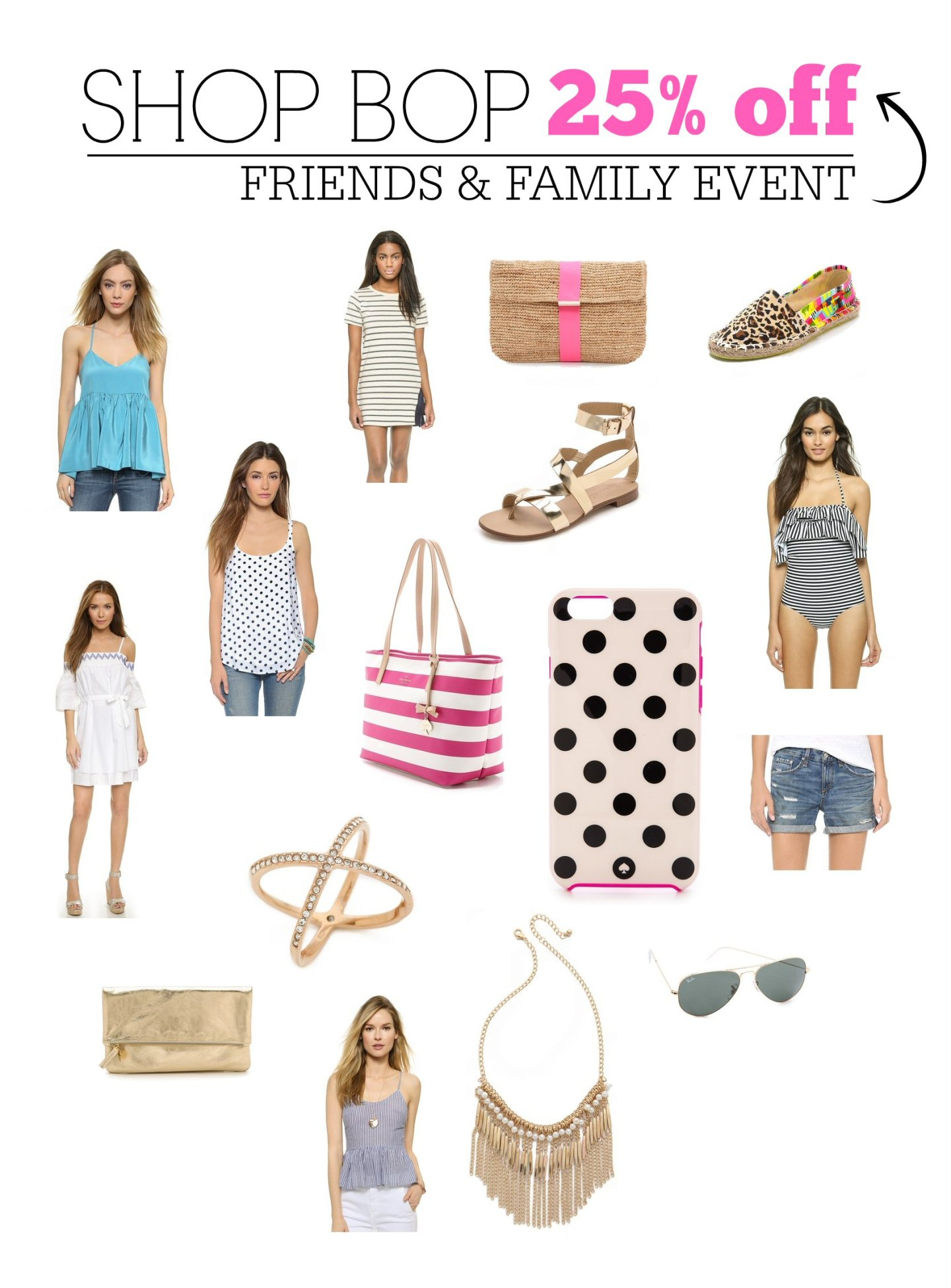Shop Bop Friends & Family