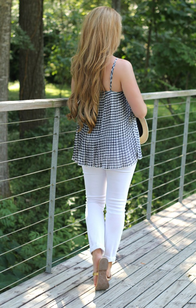 gingham top 6