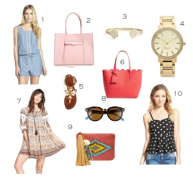 Nordstrom sale collage may 2015