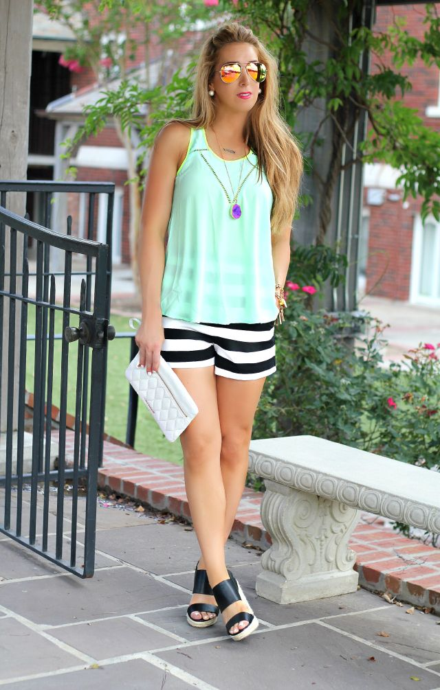 mint stripes 4
