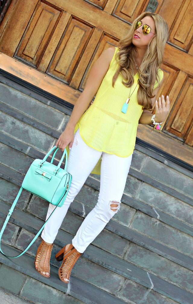 yellow tunic 4