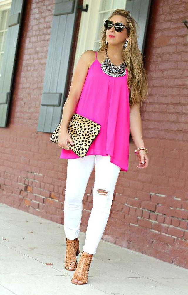 pink tunic 1