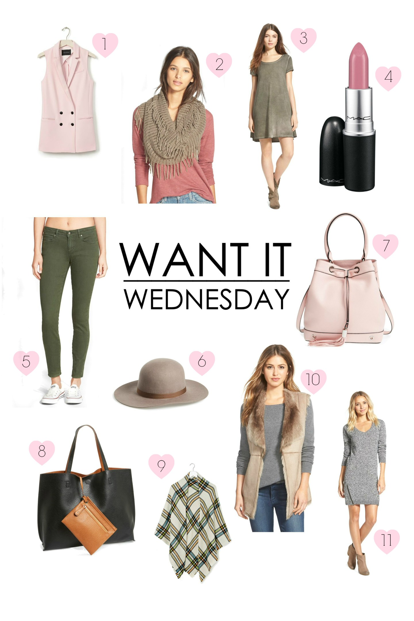Want it Wednesday!