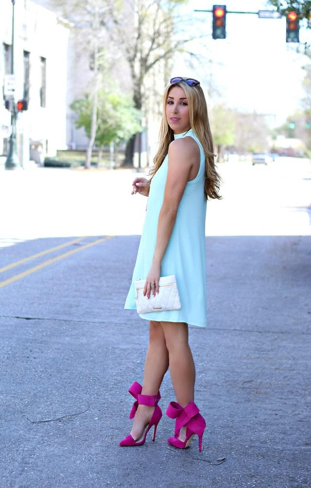 mint dress 8