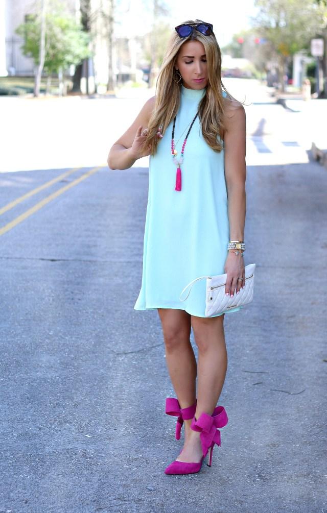 mint dress 6