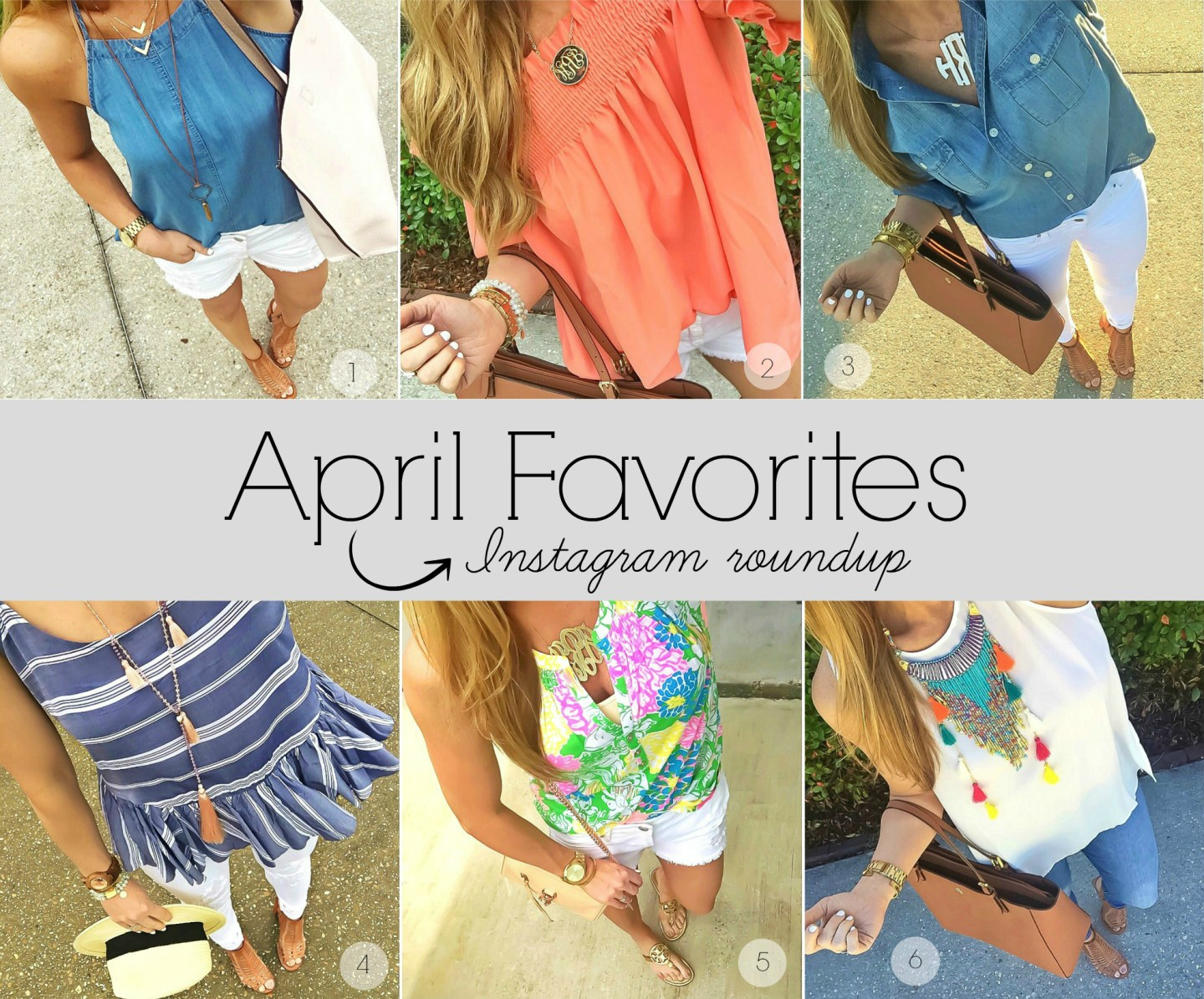 Fav April Purchases + IG Roundup