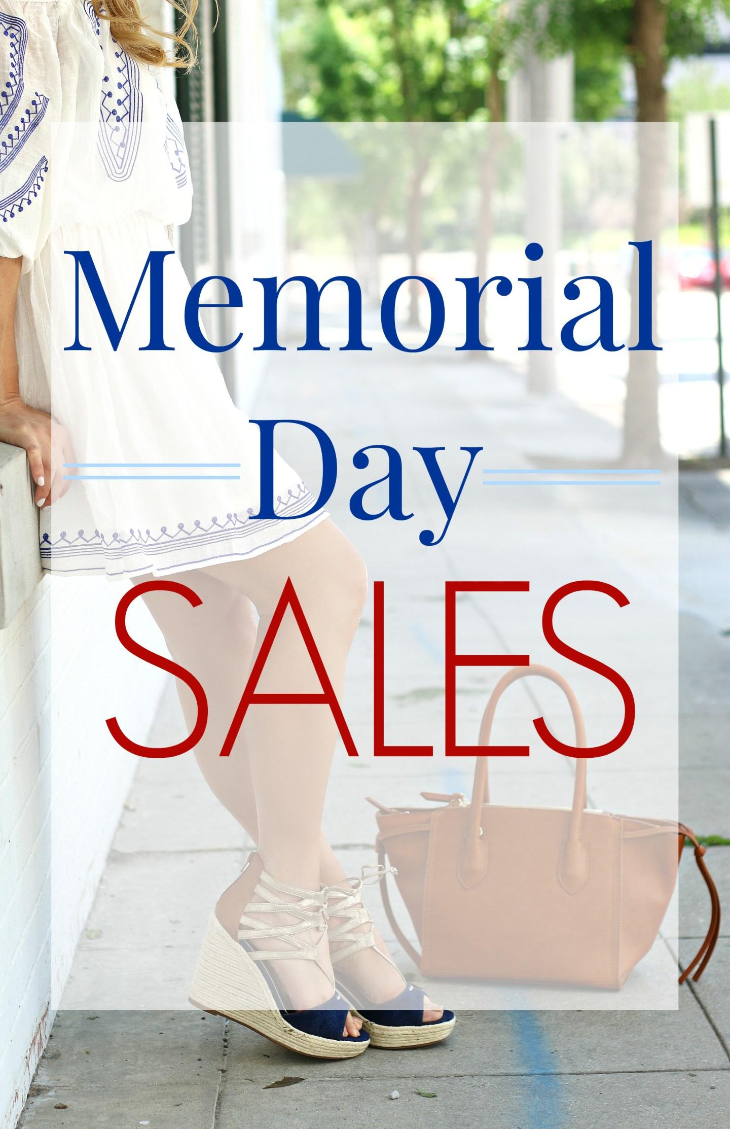 Memorial Day Sales!
