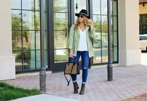 green chicwish jacket