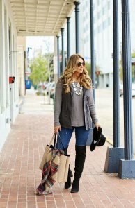 layered fall outfit inspiration