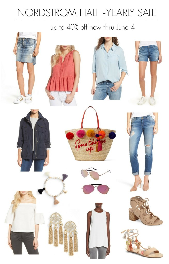 Nordstrom Half-Yearly Sale + the best Memorial Day Weekend Sales to Shop