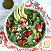 Quinoa Strawberry Summer Salad