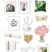 Wish List Wednesday No. 3 Home Edition