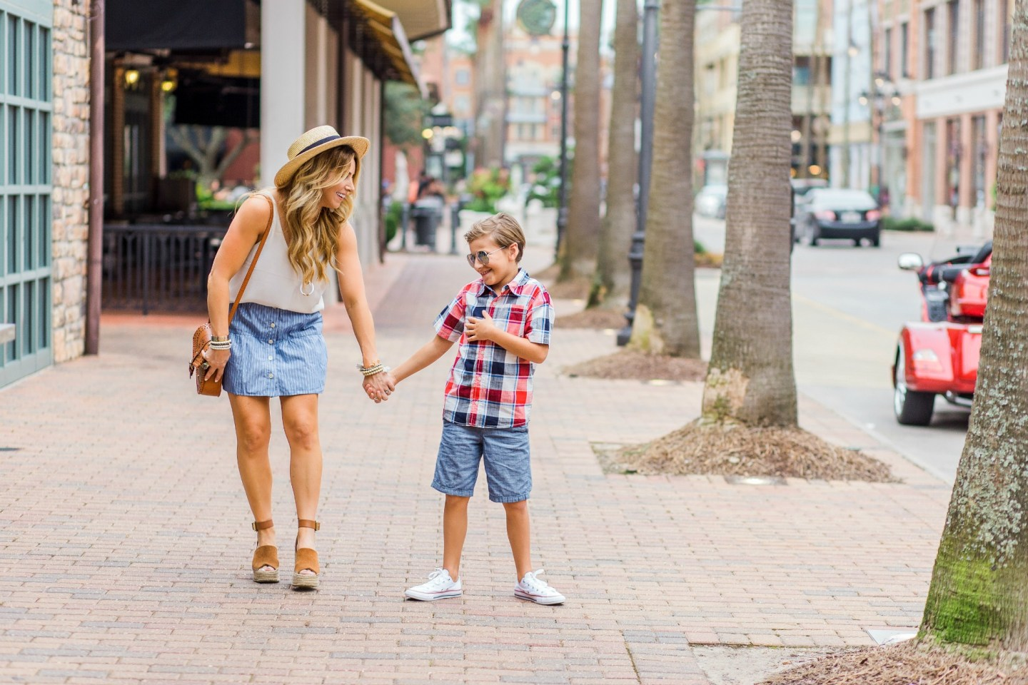 Mom & Son Date Night and Bonding Time || January Hart Blog