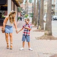 Mother & Son Date Night and the Importance of One on one Time with your Kids