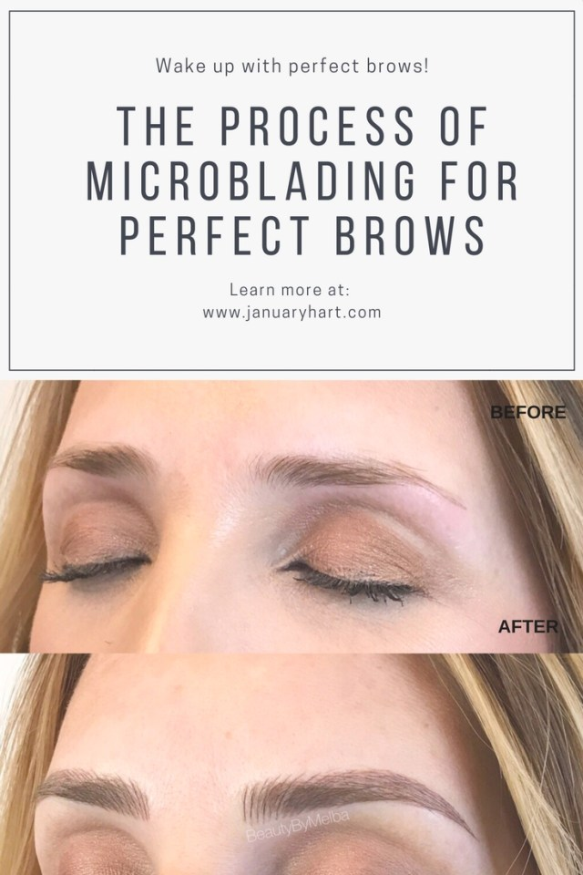 Microblading results