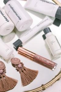 Makeup by Meggan Rose Gold lipgloss
