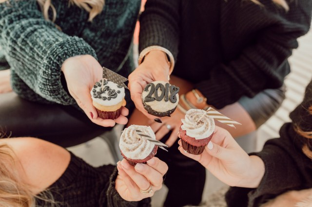 Girls New Year's Eve Party