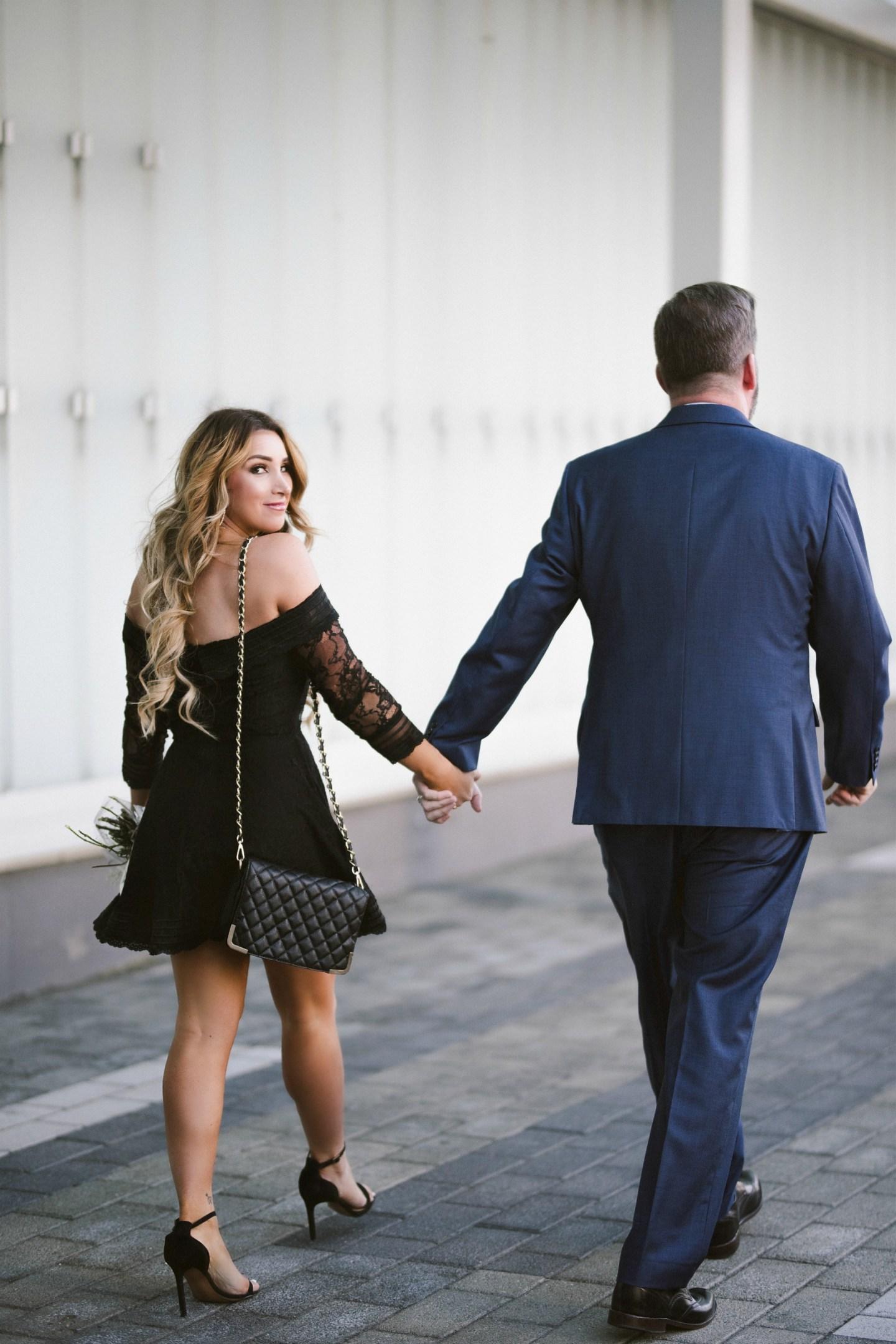 Couples Dressy Photoshoot