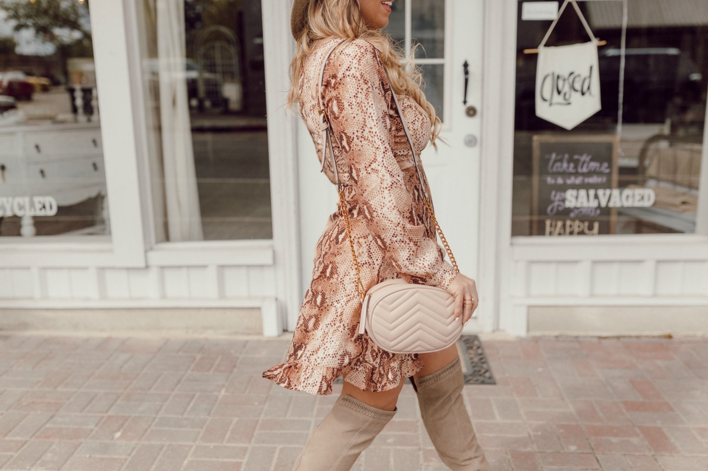 On trend prints for Fall 2018 on JanuaryHart.com