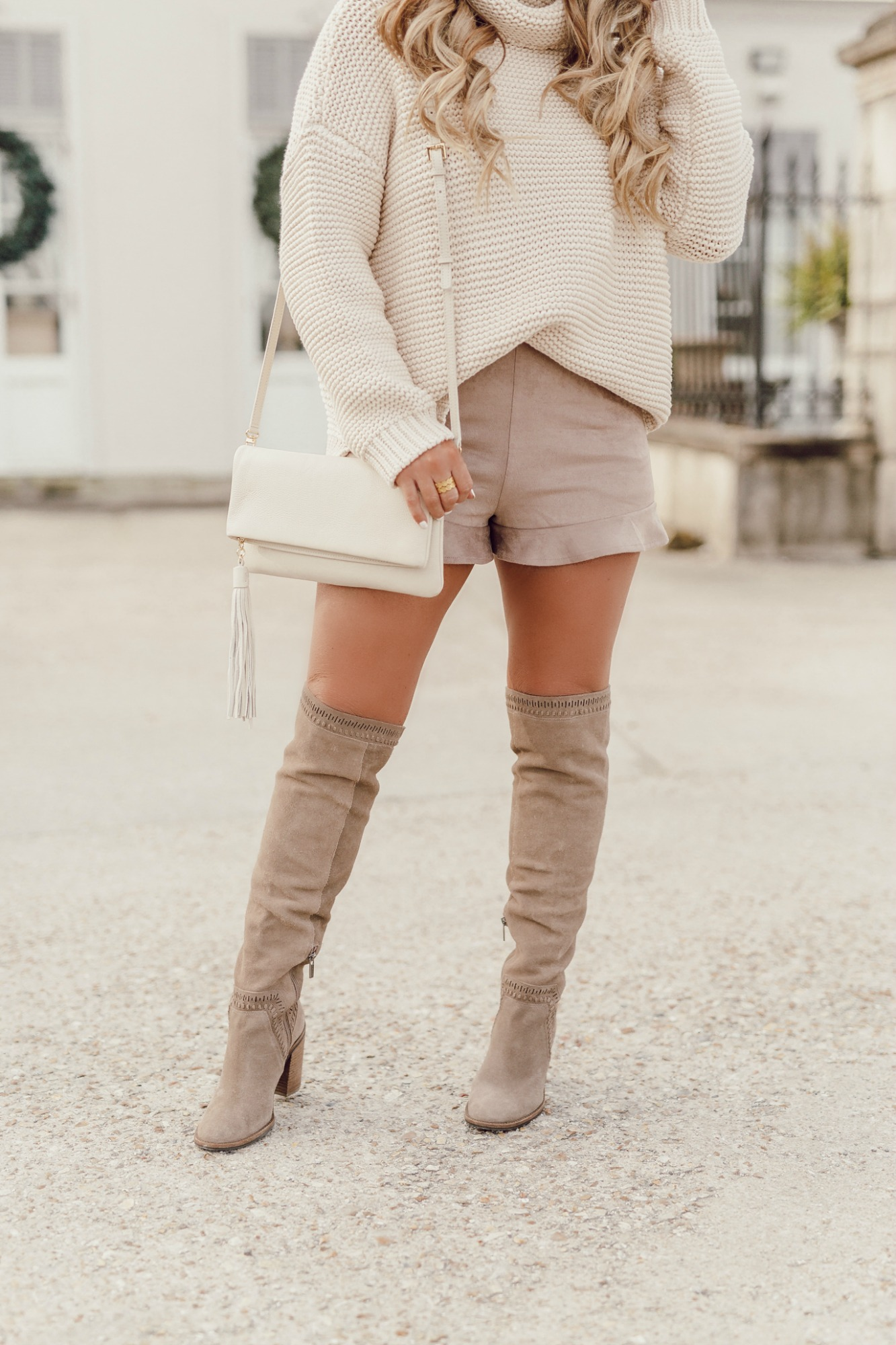 best over the knee boots for short legs