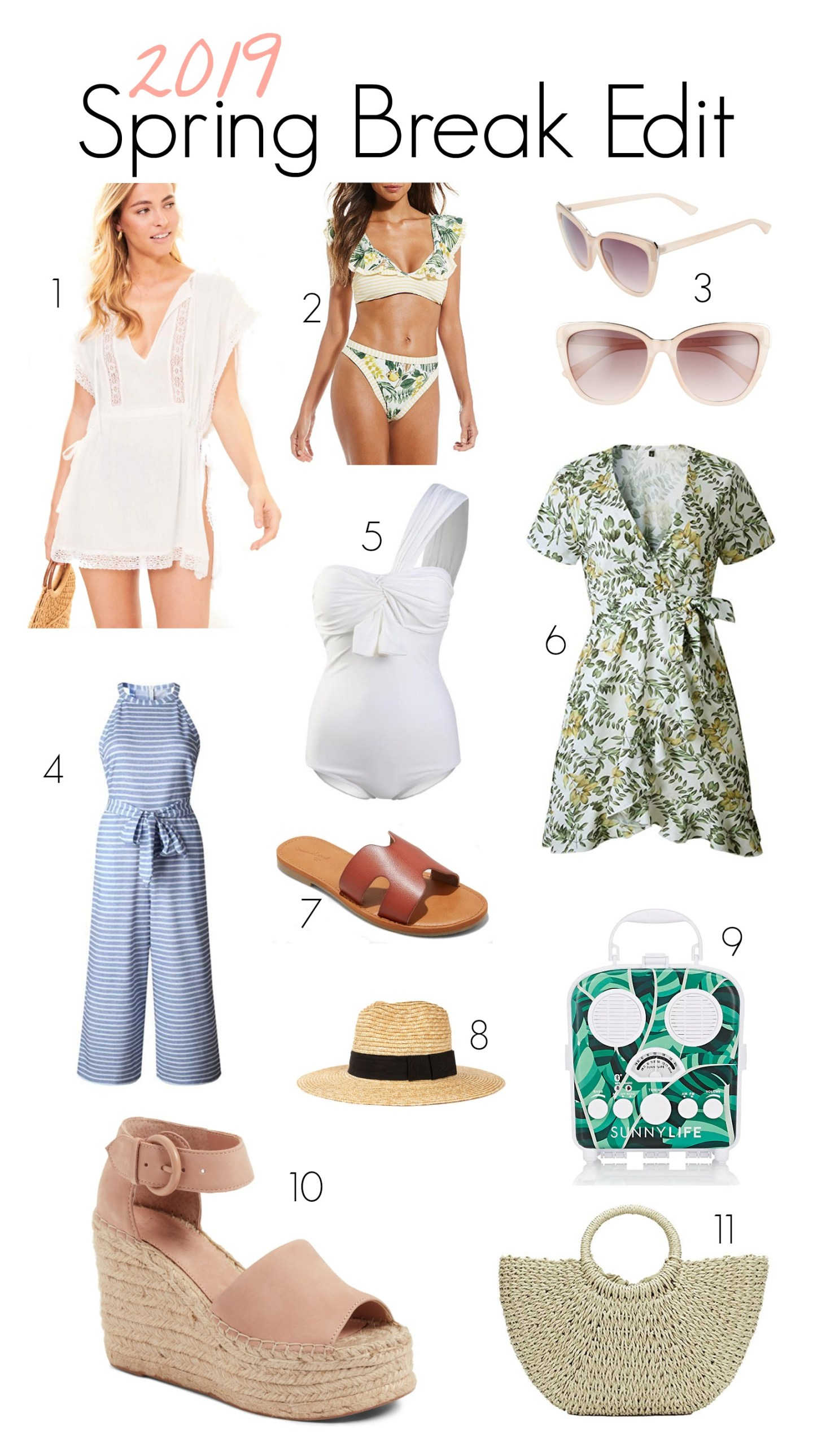 spring outfit ideas 2019