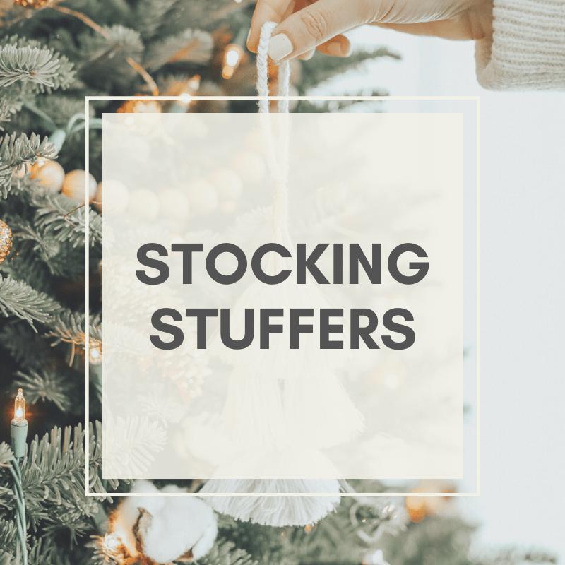 Stocking Stuffer Gift guide 2019