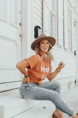 Fall tee shirts for women