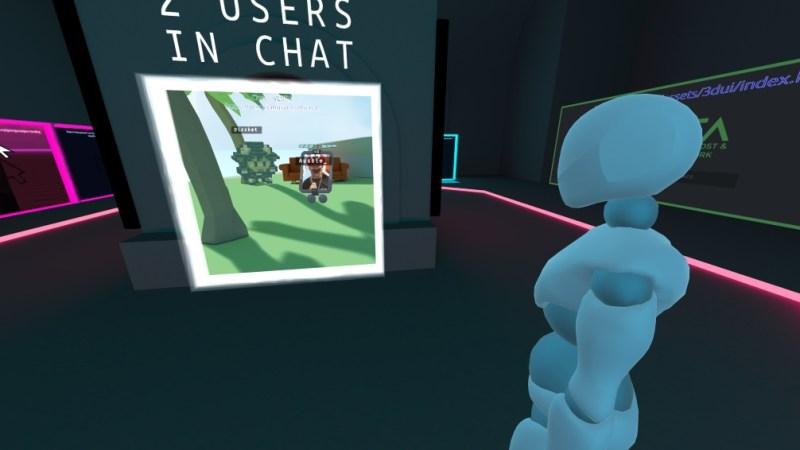 JanusVR VR browser