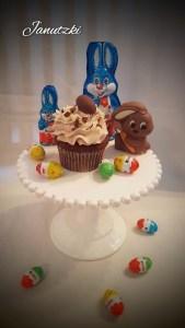 Kindersuklaa muffinssi