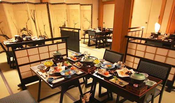 How To Stay At A Ryokan Dinner