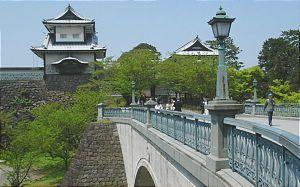 Puerta Ishikawa.