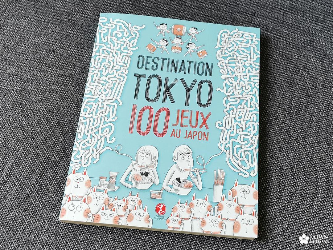 livre 100 jeux du japon editions issekinicho